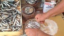 Acciughe sotto sale, come farle con l'antica ricetta dei pescatori