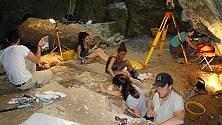 Dagli scavi di Arma Veirana il Neandertal ligure  Vd