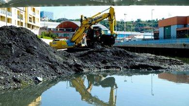 """Chiaravagna, pulizie di fine estate """"Garantito il deflusso delle acque"""""""