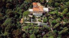"""Così Villa Hanbury """"raccontata"""" dal drone"""