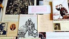 Archivio Costantini, tra transatlantici e anarchici, in partenza per Carrara    Le immagini