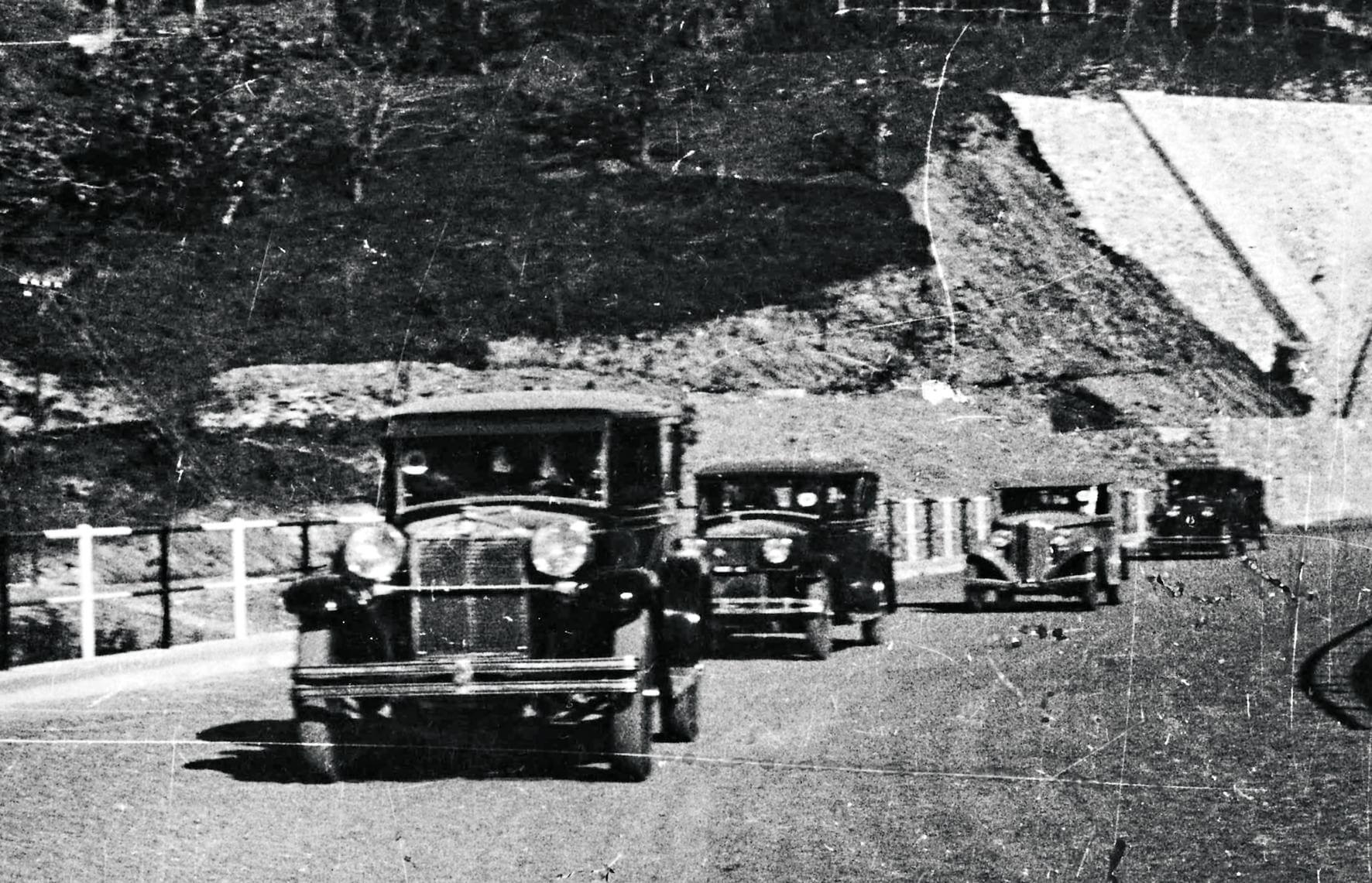 """Gli 80 anni della """"Camionale"""",quelle curve legarono Genova al Nord"""