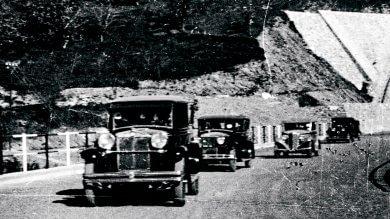 """Gli 80 anni della """"Camionale"""", quelle curve legarono Genova al Nord"""