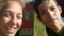 Alberto e Giulia  in Alta Via, quei 442 km  in 18 giorni  Video