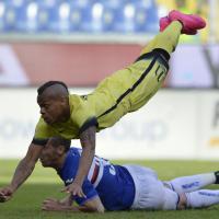 La Samp sfiora il colpaccio con l'Inter