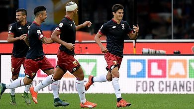 Genoa, buon punto a Udine