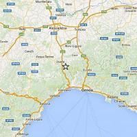 Terremoto, scossa di magnitudo 3.2 in provincia di Genova