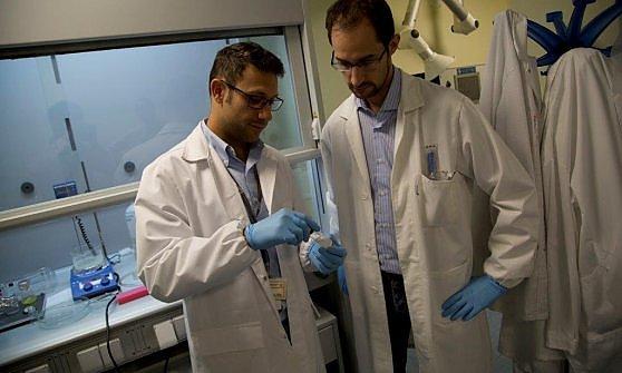 """""""Stampare"""" cartilagini, la nuova sfida in 3D nei laboratori dell'IIt"""