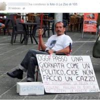 I furbetti del cartellino di Sanremo, su Facebook tuonavano contro i politici corrotti