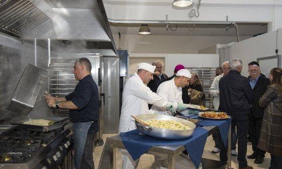 Marassi l 39 alta cucina arriva dal carcere for Cucina 9 genova