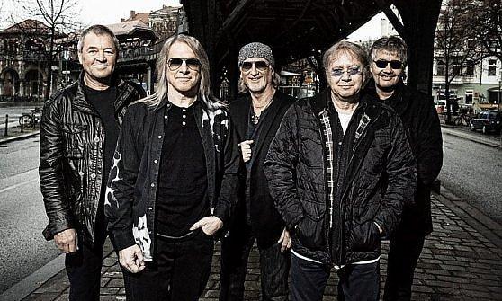 Made in Genoa, il ritorno dei Deep Purple
