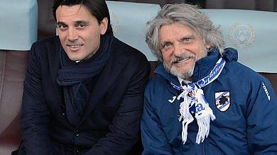 """Zenga,-Samp, risolto il contratto. Ferrero """"Montella meglio di Mihajlovic"""""""