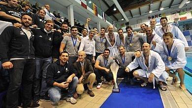 Trionfo Pro Recco a Sori, sesta Supercoppa Europa