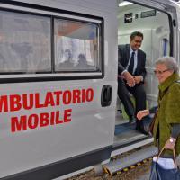 Asl3, un ambulatorio mobile raggiunge i pazienti in paese