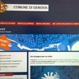 Genova, un boom di contatti  sul sito del Comune  per il Blue Print di Piano