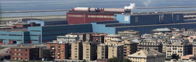 Ilva, la pista cinese ora porta a Genova