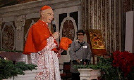 """Bagnasco ribadisce: """"I vescovi compatti nel difendere la famiglia"""""""