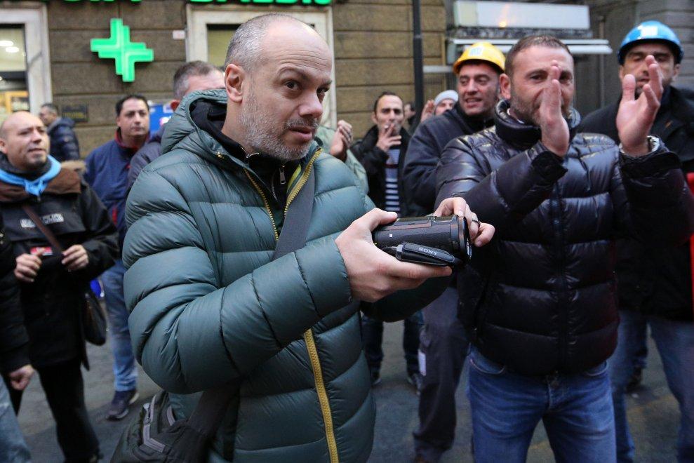 Il reportage/ Gazebo racconta gli operai di Genova