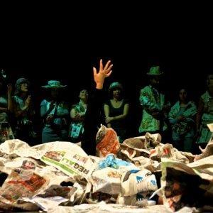 Il buon teatro non si ferma, lo show è un appello a Genova