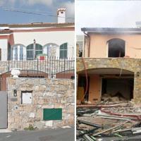 Sanremo, esplode villa che ospita Garko: la casa prima e dopo