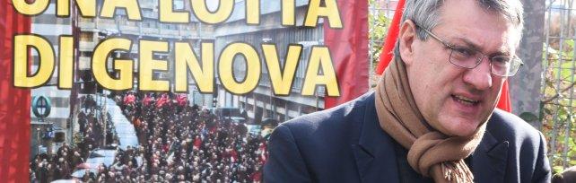 """Ilva, Landini: """"No a spezzatini,   Foto      Video    mancano soldi e un progetto industriale"""""""