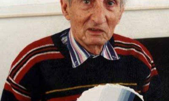 Scomparso il pittore Eugenio Carmi
