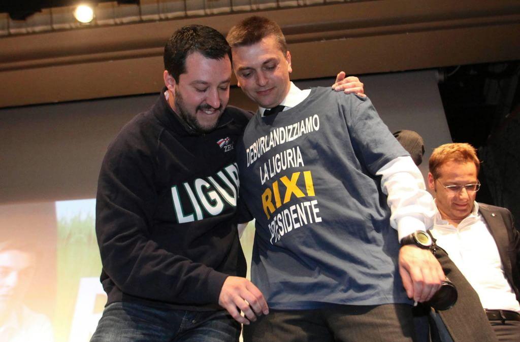 Lega Nord, Rixi non è più il vice di Salvini