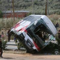 Schianto in Catalogna, forse una genovese tra le vittime