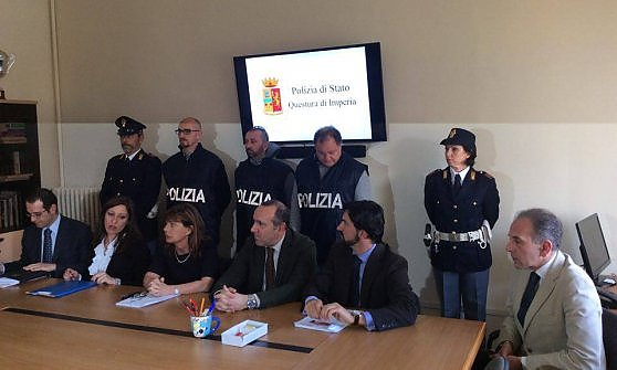 Sanremo, tre arresti per attentati incendiari