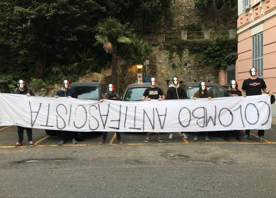 L'assalto di Casa Pound alle scuole genovesi tra temi concreti e provocazioni