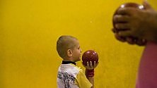 Bocce & boccini,  la petanque è un gioco  da ragazzi