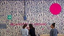 """""""Nella notte lo guidano  le stelle"""", un murales degli studenti per """"u Megu""""    Ft"""