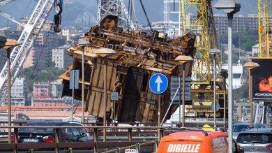 Costa Concordia, partono gli ultimi pezzi
