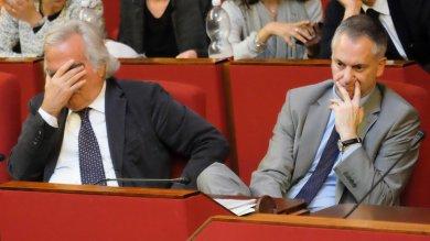 Doria salvo per due voti, la delibera Imu passa per le opposizioni divise    Foto