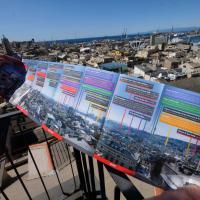 Genova, la veduta a 360° sui vicoli in diecimila copie