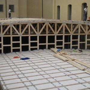 """Carceri: a Marassi il Teatro dell'Arca, il primo """"aperto"""" in Europa"""