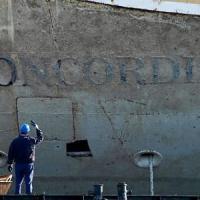 Costa Concordia, in un video ecco il guscio vuoto che ora sarà fuso