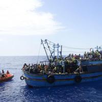 """Rossi: """"No agli hotspot in mare, i migranti non sono delle merci"""""""