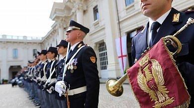 Genova, la Festa della Polizia  alla Stazione Marittima
