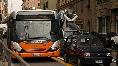 Quattro ore di sciopero dei bus in Liguria