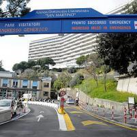 Genova, al lavoro ma in sciopero, evitata la chiusura di San Martino
