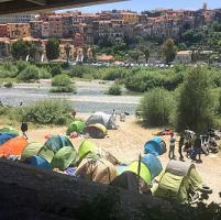 Ventimiglia: il sindaco ha firmato l'ordinanza di sgombero