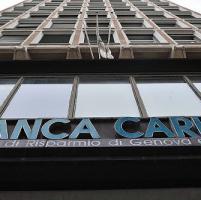 Banca Carige, aumento sino a 400 milioni