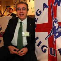 Liguria, spese pazze: il leghista Bruzzone denunciato dalla moglie di un pm