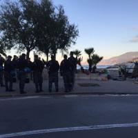 Ventimiglia, fallisce lo sgombero, un centinaio di profughi ospitati in