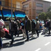 Ventimiglia, dopo la protesta e lo sciopero della fame i migranti accolti