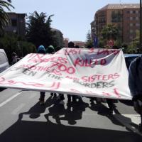 Ventimiglia, i migranti in corteo verso il confine