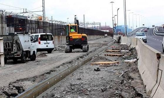 Genova sgomberato il campo rom di lungomare canepa for Lungomare genova