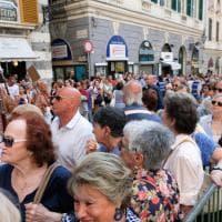 """Bagnasco a San Giovanni: """"Non dobbiamo cedere alla sfiducia"""""""