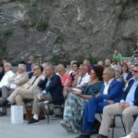 Al Premio 5Terre dell'ex senatore Grillo, fuggi fuggi delle autorità